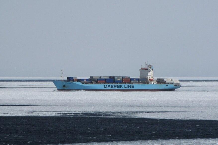 Maersk Officer Presumed Dead After Falling Overboard on Saint Lawrence River
